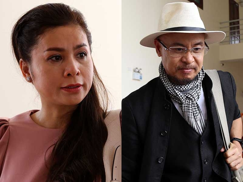 Chiều nay tuyên án vụ ly hôn của vợ chồng Trung Nguyên - ảnh 1