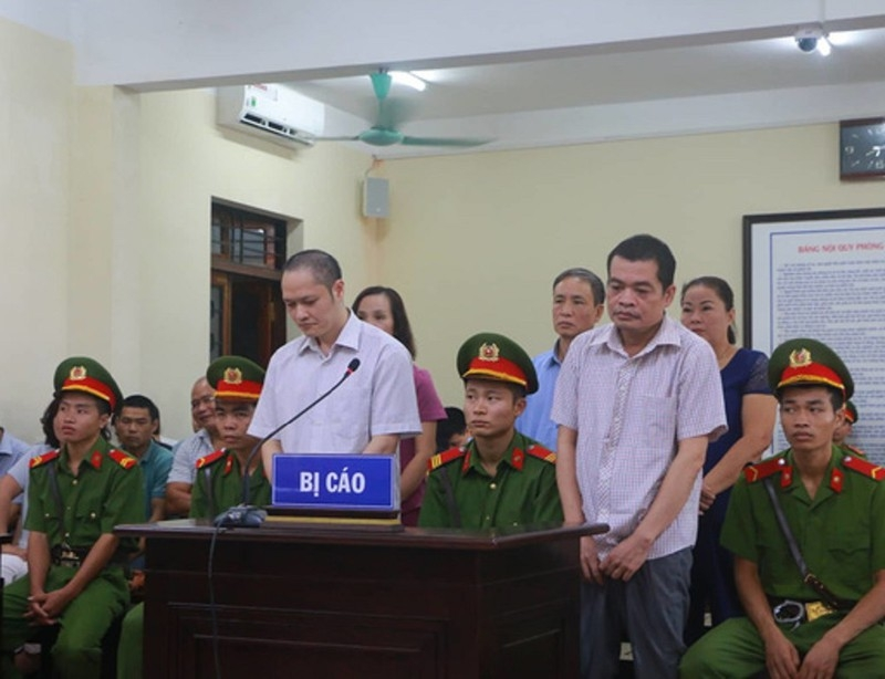 Kỷ luật vợ ông Triệu Tài Vinh và 10 cán bộ chủ chốt ở Hà Giang - ảnh 1