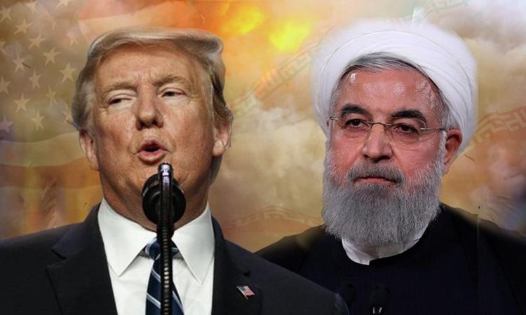 Gần 70 năm Mỹ - Iran thù địch. Ấn vào hình để xem đầu đủ.