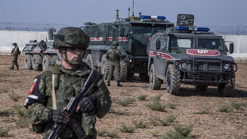 4 sĩ quan đặc nhiệm Nga bị bắn chết ở Syria? - ảnh 1