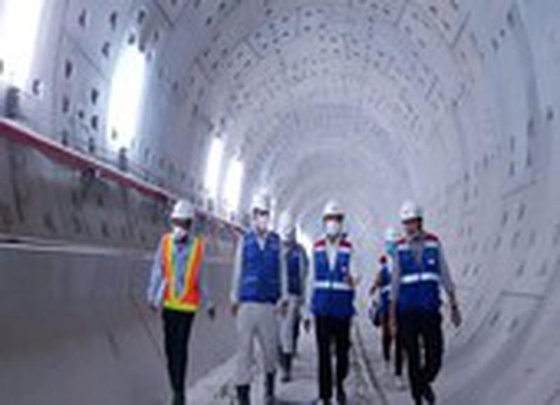 Sắp thông tuyến toàn dự án đường sắt đô thị số 1