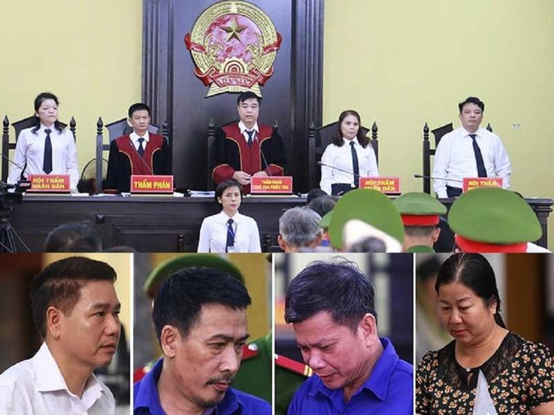 11 người bị đề nghị truy tố vụ gian lận điểm chấn động Sơn La - ảnh 1