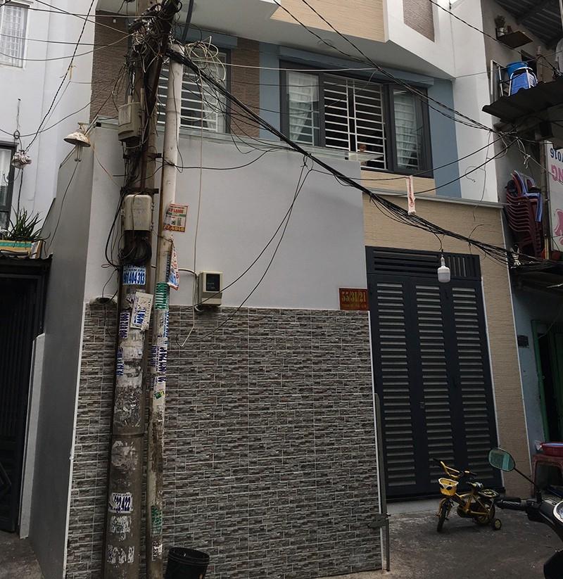 Nhà xây nhỏ hơn giấy phép: Mỗi nơi cấp sổ mỗi kiểu - ảnh 1