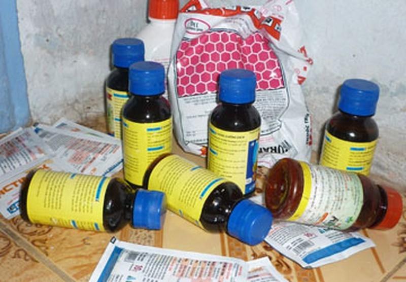 Kiến nghị bỏ thuốc trừ sâu khỏi danh mục trữ quốc gia - ảnh 1