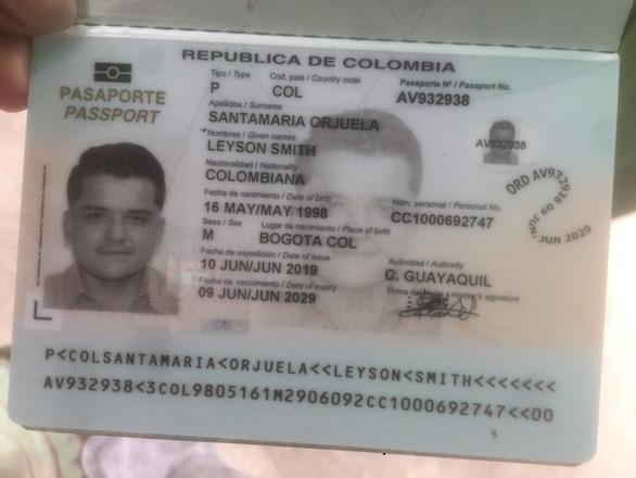 Chính quyền Hội An nói gì vụ nam du khách Colombia trốn khỏi cơ sở cách ly? - Ảnh 1.