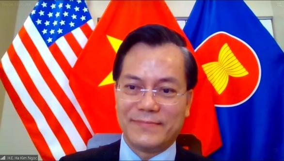 Việt Nam đề nghị hợp tác với Mỹ sản xuất máy thở - Ảnh 1.