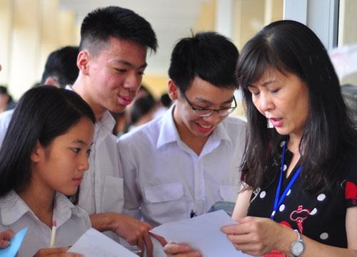 Trong tương lai, phụ huynh học sinh và cộng đồng được tham gia đánh giá chất lượng hiệu trưởng. Ảnh minh họa: Quỳnh Trang.
