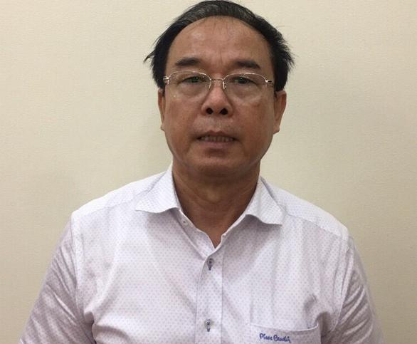 Tiếp tục đề nghị truy tố cựu phó chủ tịch TP.HCM Nguyễn Thành Tài - Ảnh 1.