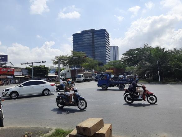 TP.HCM: Khởi công nút giao thông Nguyễn Hữu Thọ - Nguyễn Văn Linh - Ảnh 2.