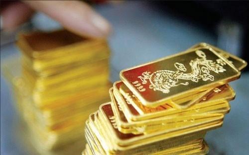Phiên giao dịch cận Tết, giá vàng bật tăng dữ dội