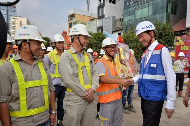 TP.HCM đảm bảo nguồn vốn cho Metro số 1 - Ảnh 1.
