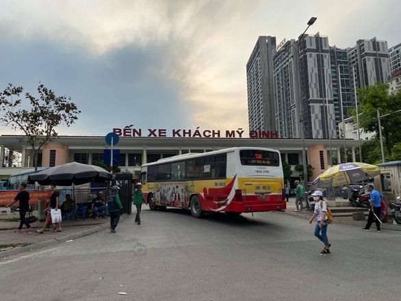 Hà Nội phê duyệt chi tiết bến xe khách to nhất - Ảnh 1.