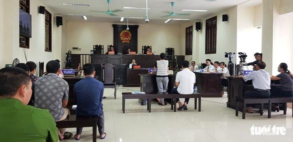 Đường Nhuệ khai đến Công ty Lâm Quyết là để bảo vệ chứ không cướp tài sản - Ảnh 3.