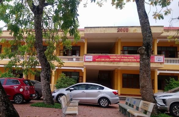 Trường thu 90.000 đồng một học sinh tiền phòng chống dịch COVID-19 - Ảnh 1.