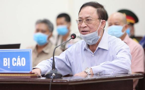 Cựu thứ trưởng Nguyễn Văn Hiến thừa nhận thiếu kiểm tra, quá tin tưởng cấp dưới - Ảnh 1.