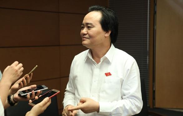 Bộ trường Phùng Xuân Nhạ: Chủ tịch tỉnh kiêm hiệu trưởng chỉ nên là giải pháp tình thế - Ảnh 1.