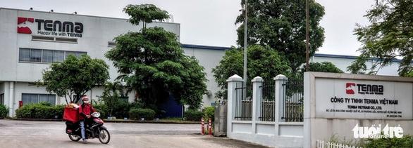 Công an Bắc Ninh phối hợp Bộ Công an xác minh vụ Công ty Tenma Việt Nam - Ảnh 1.