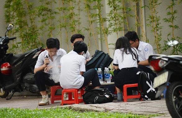 Thanh niên Việt Nam nói không với thuốc lá - Ảnh 1.
