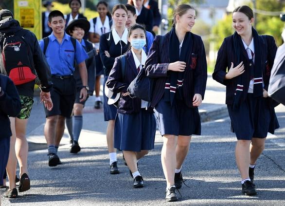 8 đại học Úc đề xuất hành lang an toàn cho du học sinh trở lại - Ảnh 1.