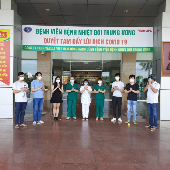 Việt Nam chỉ còn 9 bệnh nhân COVID-19 dương tính - Ảnh 1.