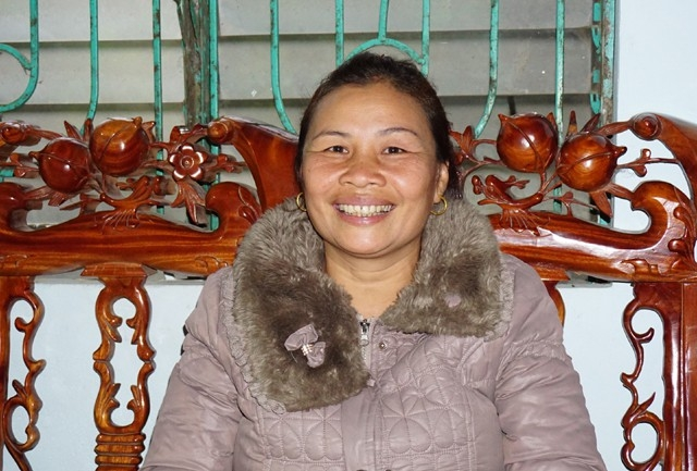 Vượt qua lầm lỗi, hạnh phúc đã đến với chị La Thị Vương sau những nỗ lực hoàn lương