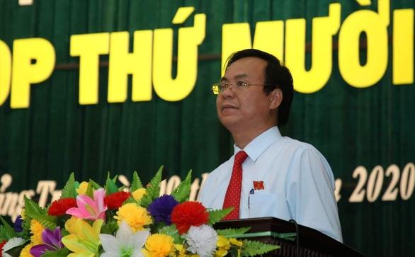 Thủ tướng phê chuẩn chủ tịch, phó chủ tịch UBND tỉnh Quảng Trị - Ảnh 1.