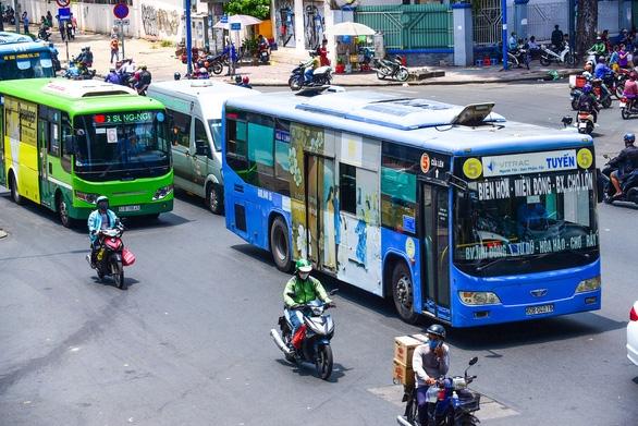 TP.HCM sẽ đấu thầu luồng tuyến xe buýt - Ảnh 1.