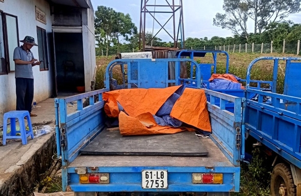 Bắt băng trộm xe ba gác ở Lâm Đồng chuyển đi TP.HCM bán - Ảnh 1.