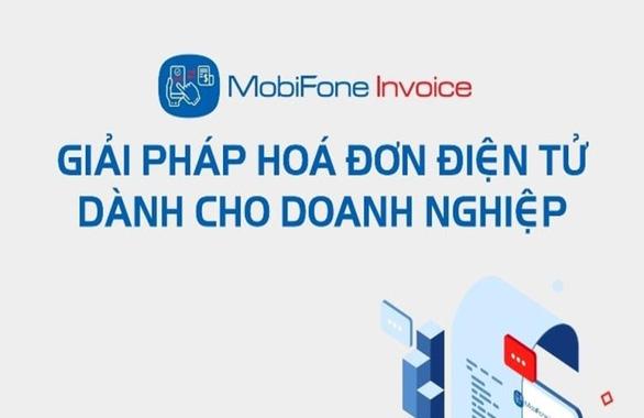 MobiFone Invoice - Lợi ích khi dùng hóa đơn điện tử cho doanh nghiệp - Ảnh 1.