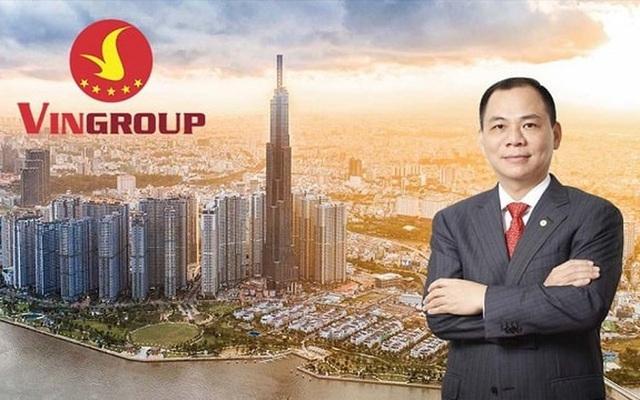 Tài sản người giàu nhất Việt Nam tăng hơn 1.900 tỷ đồng ngày đầu tháng 10 - 1