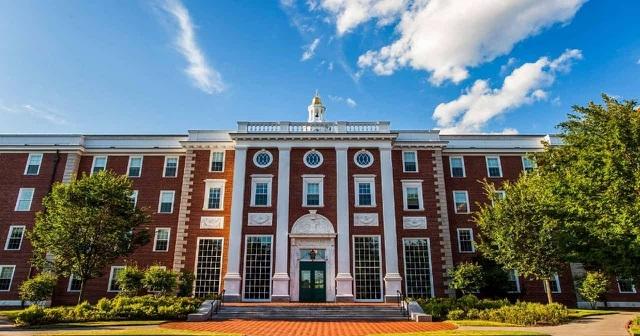 Khám phá 5 trường đại học giàu có nhất thế giới - 1