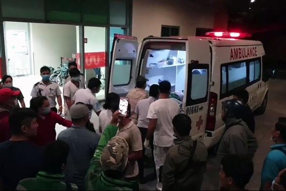 Hiệp sĩ Biên Hòa bị kẻ trộm đạp ngã xe, chết não - Ảnh 1.