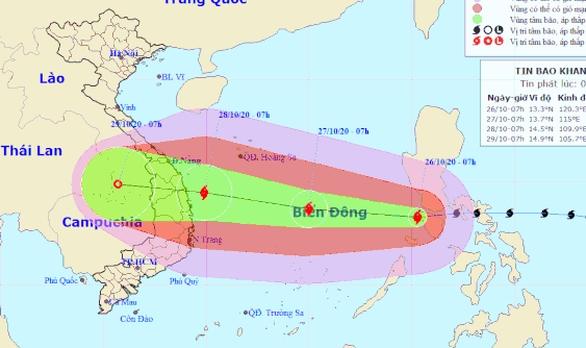 Thủ tướng: Dừng họp không cần thiết để ứng phó bão số 9 - Ảnh 2.