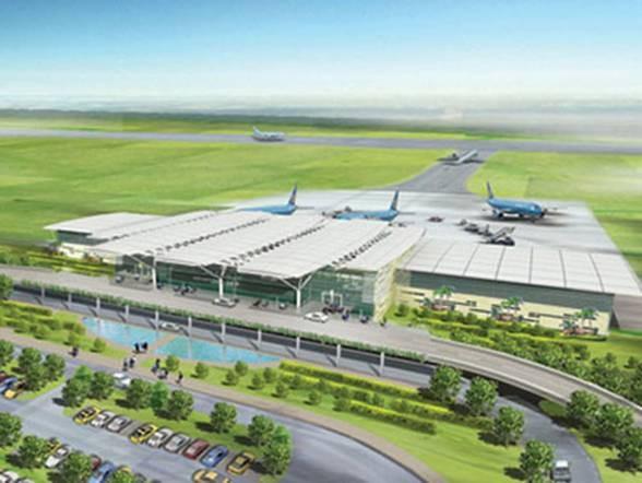 Cảng Hàng không Quảng Ninh sẽ hoàn thành trong quý II/2018