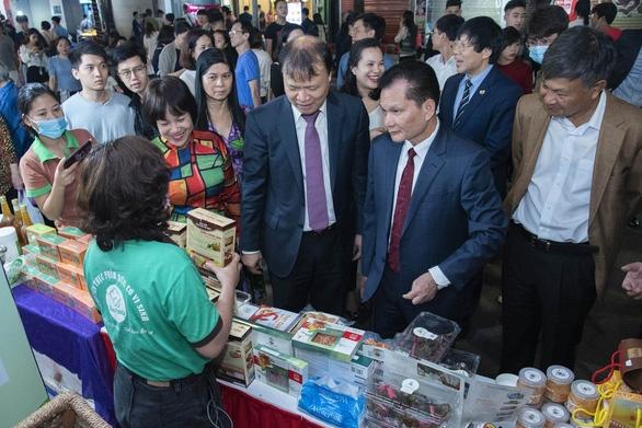 Hỗ trợ doanh nghiệp đưa thực phẩm an toàn đến người dân - Ảnh 1.