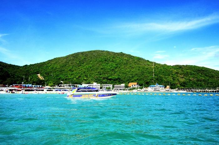Đến đảo Koh Coral tắm biển và ăn hải sản - Ảnh 1.