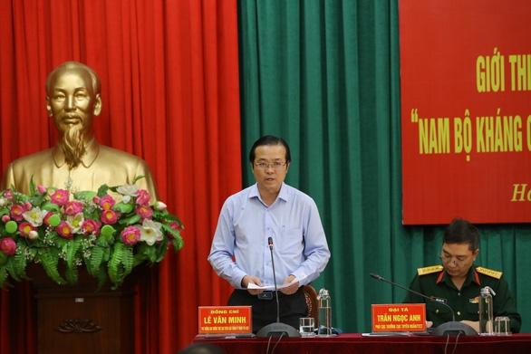 Lần đầu tiên tổ chức hội thảo cấp Bộ Quốc phòng về Nam Bộ kháng chiến - Ảnh 2.