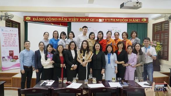 Hơn 13.000 lượt người lao động hưởng lợi từ dự án Vì mẹ và bé - Vì tầm vóc Việt - Ảnh 2.