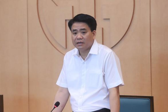 Đề nghị truy tố cựu chủ tịch Hà Nội Nguyễn Đức Chung - Ảnh 1.