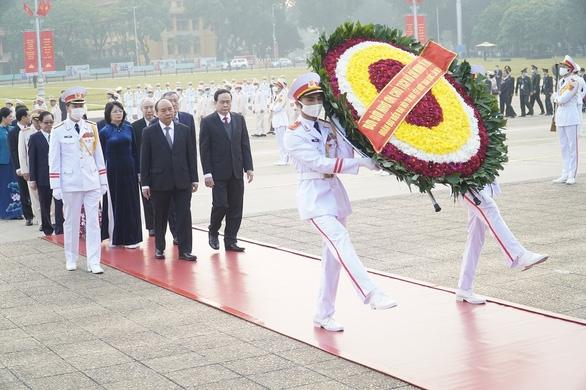 2.300 đại biểu về dự Đại hội thi đua yêu nước toàn quốc lần thứ X - Ảnh 1.