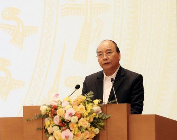 Thủ tướng Nguyễn Xuân Phúc: Giảm nghèo phải làm bằng trái tim - Ảnh 1.
