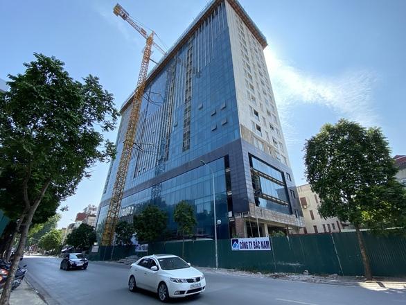 Hà Nội: Đội quản lý trật tự xây dựng đô thị được thí điểm thêm 3 năm - Ảnh 1.