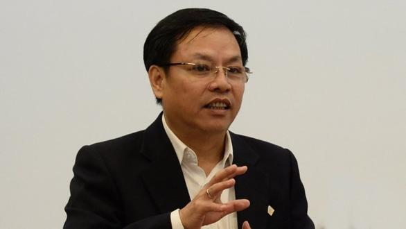 Bắt ông Diệp Dũng - cựu chủ tịch HĐQT Saigon Co.op - Ảnh 1.