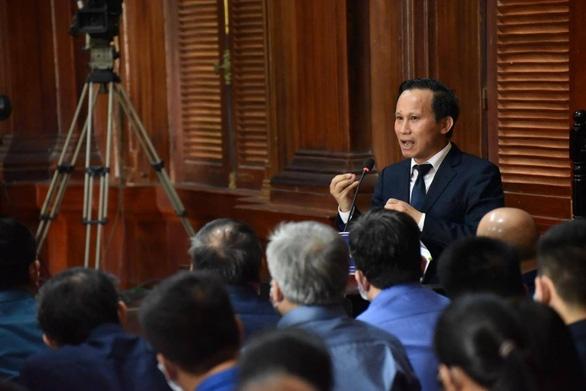 Luật sư: Ông Đinh La Thăng không có tội! - Ảnh 2.
