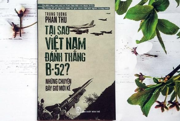 Kể chuyện không quân Việt Nam đánh thắng B52 - Ảnh 1.