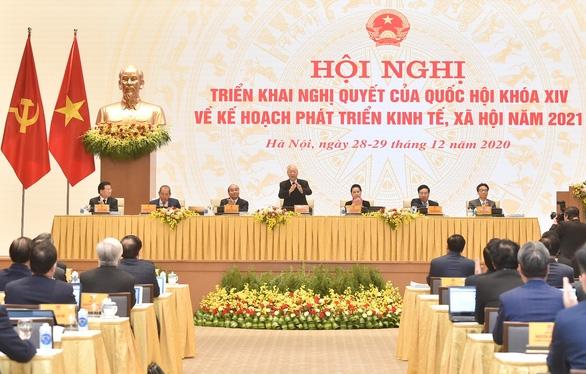 Tổng bí thư, Chủ tịch nước Nguyễn Phú Trọng: Phải kỷ luật, kỷ luật vài người để cứu muôn người - Ảnh 1.