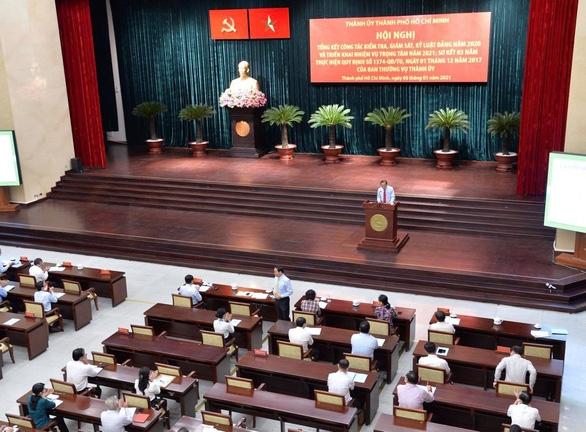 TP.HCM: Tập trung giải quyết đơn tố cáo nhân sự giới thiệu bầu đại biểu Quốc hội và HĐND - Ảnh 1.