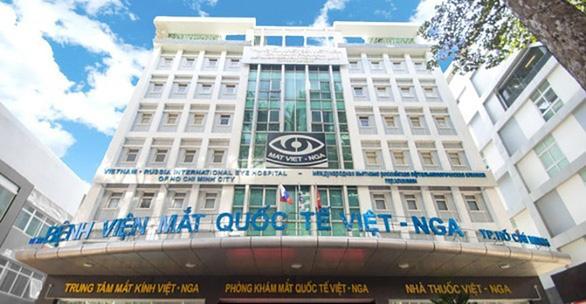 Bệnh viện Mắt Quốc tế Việt - Nga TP.HCM thanh toán phẫu thuật BHYT - Ảnh 1.