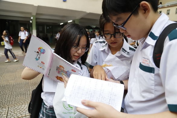 TP.HCM: 3 trường tuyển thêm học sinh lớp 10 tích hợp - Ảnh 1.