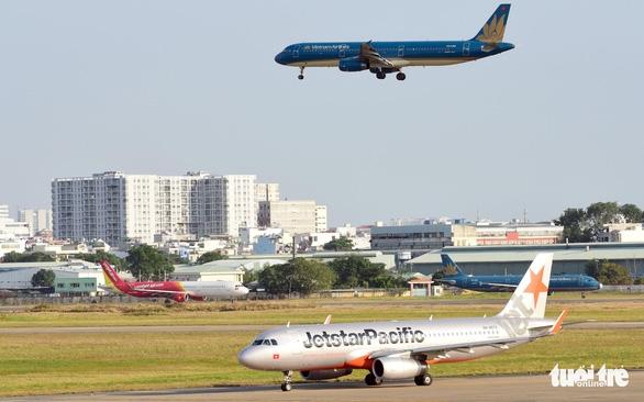 Bamboo qua mặt anh cả Vietnam Airlines ở đường bay Hà Nội - TP.HCM? - Ảnh 1.